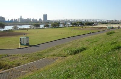 荒川小菅野球場 葛飾区