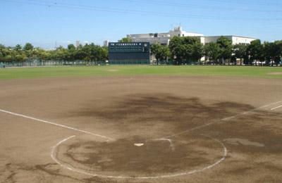 総合スポーツセンター野球場 葛飾区