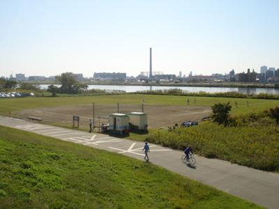 木根川橋野球場 葛飾区