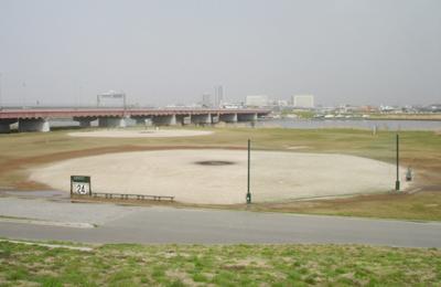 ポニーランド前野球場 江戸川区