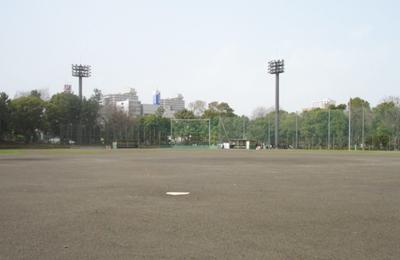 猿江恩賜公園野球場
