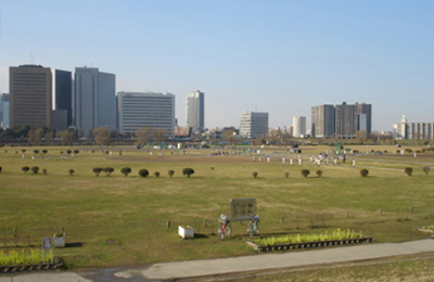 多摩川緑地野球場_大田区_草野球グラウンドガイド