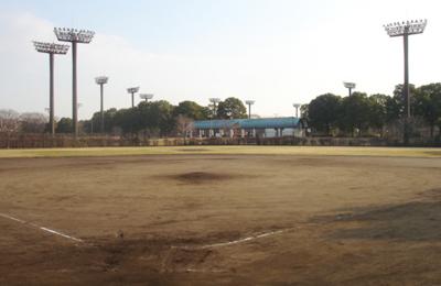 大井ふ頭中央海浜公園野球場